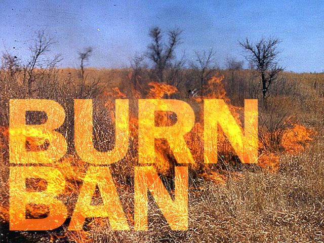 Smith County Issues Burn Ban