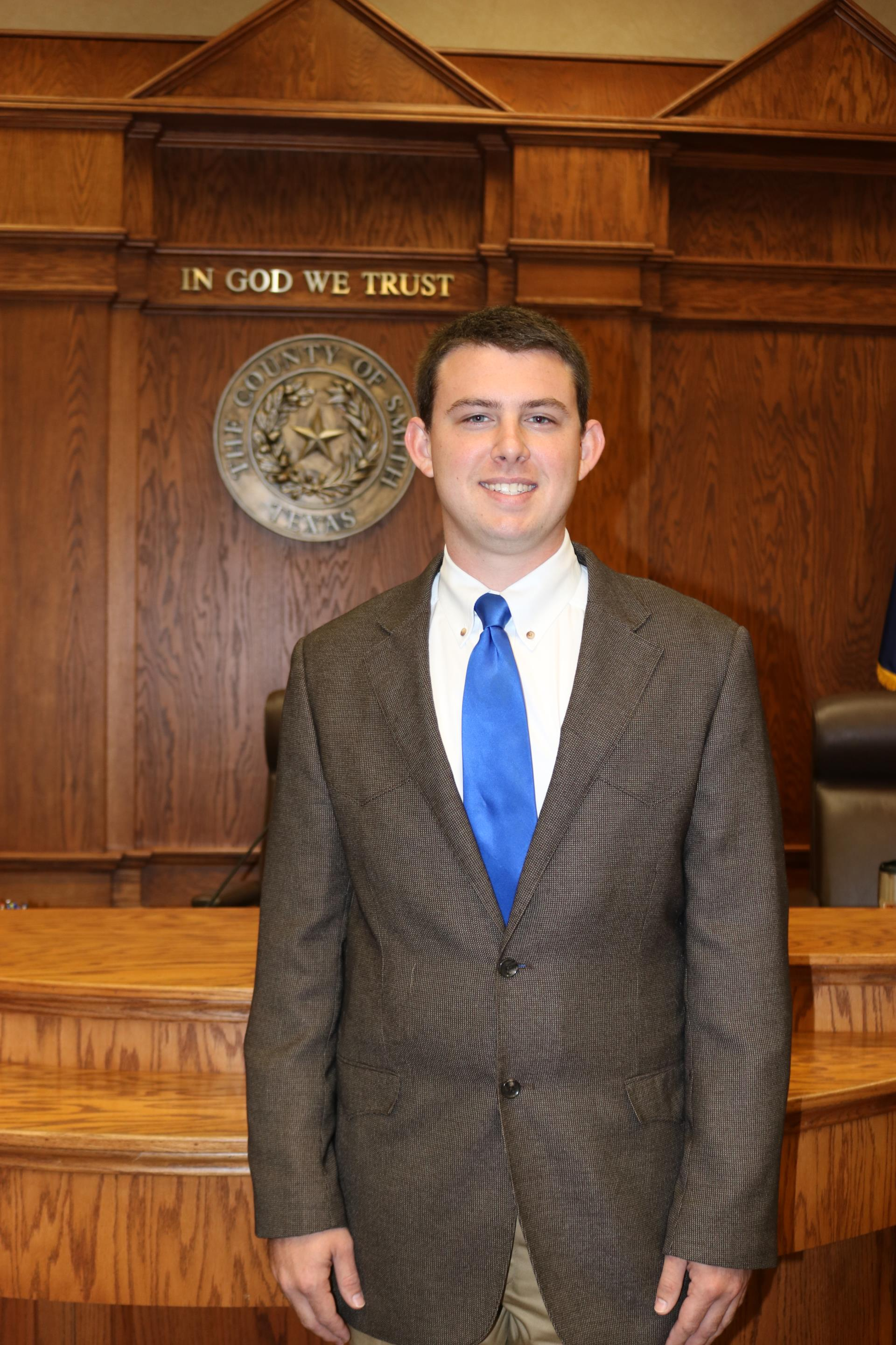 Smith County Welcomes New 4H Youth Development Agent