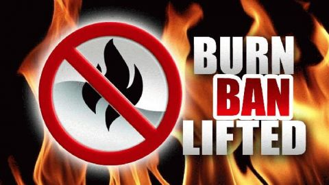 Update: Smith County Burn Ban Lifted
