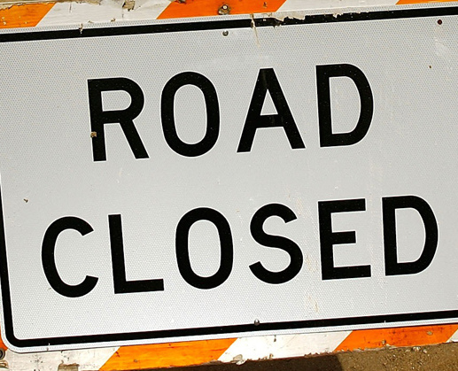 County Road 4191 Closed
