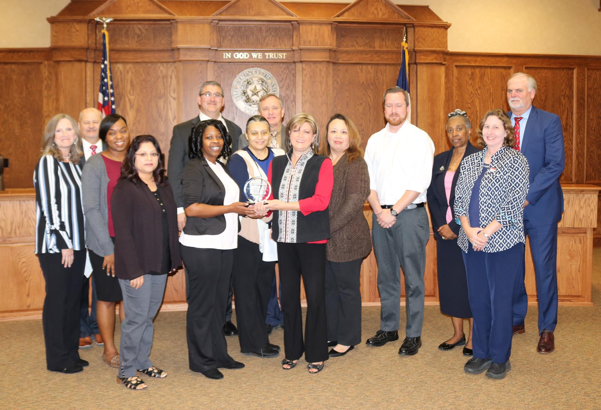 County Clerk of Smith County Receives Modern Digital Government Leadership Award
