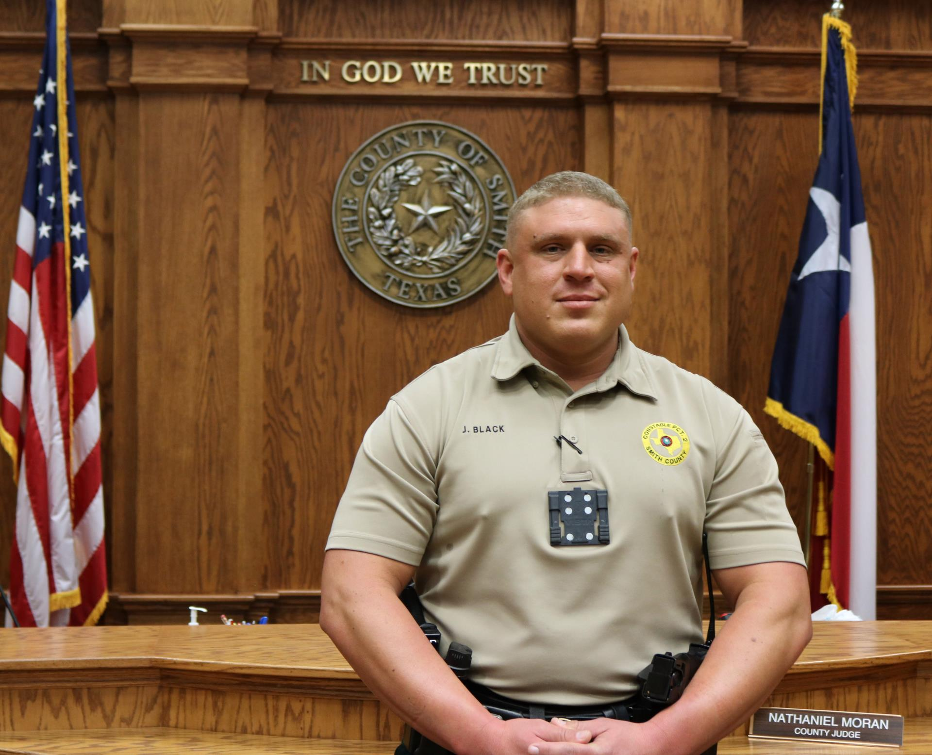 Precinct 2 Deputy Constable Josh Black for Website